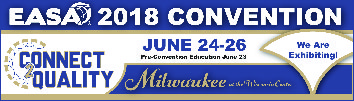 2018 EASA - MILWAUKEE, WI