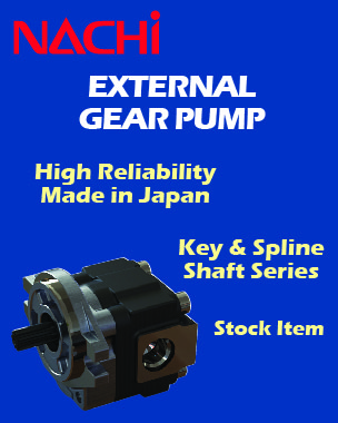 NASGP External Gear Pump