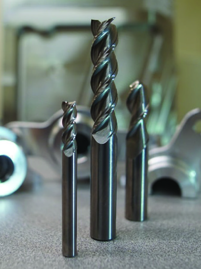 ALH Mill End Mills Image