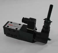 High Response Proportional Flow and Directional Control Valve Image